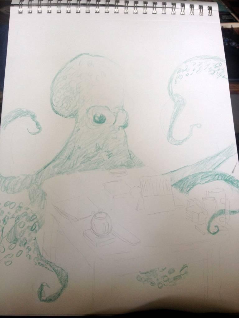octopuscoffeetable