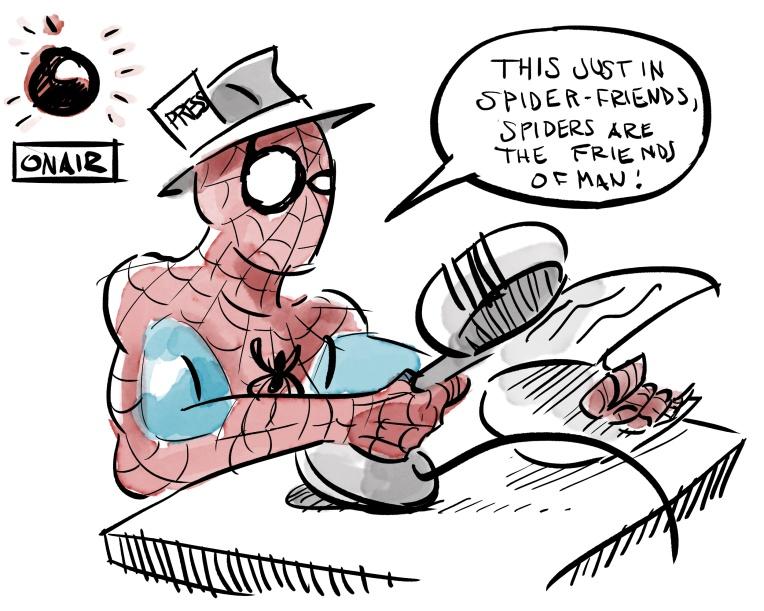 Radio-Active-Spider-Man