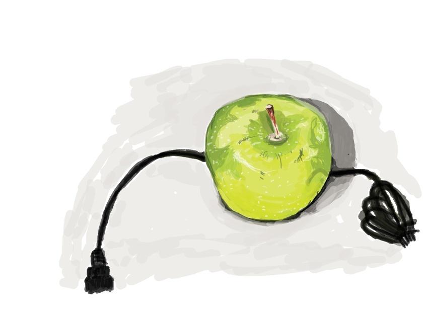 Apple-Interrupted