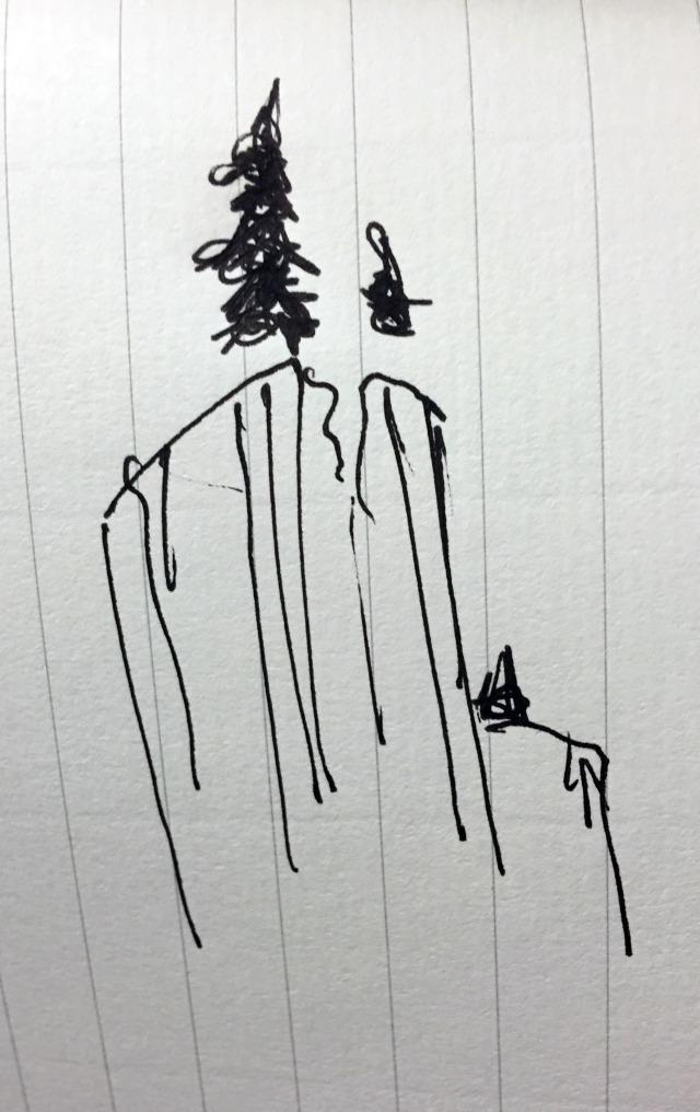 rocks-trees-sketch