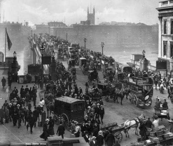Old Pictures of London in Victorian Era ~ vintage everyday
