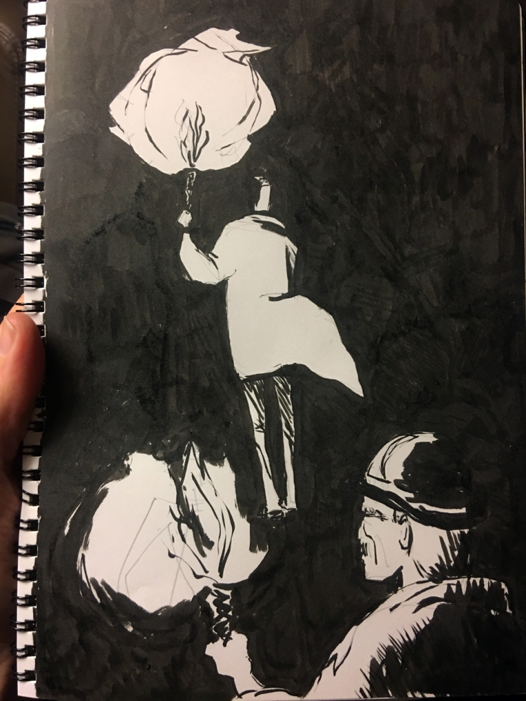 inktober-day-15-mysterious